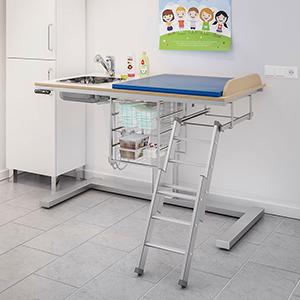 table langer lectrique 332 ergotechnik. Black Bedroom Furniture Sets. Home Design Ideas